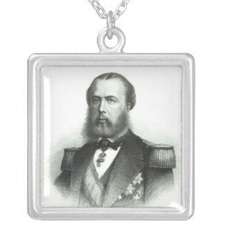 Portrait of Emperor Maximilian of Mexico, 1864 Custom Jewelry