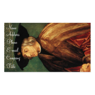 'Portrait of Emperor Maximillian I' Double-Sided Standard Business Cards (Pack Of 100)