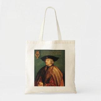 'Portrait of Emperor Maximillian I' Tote Bag
