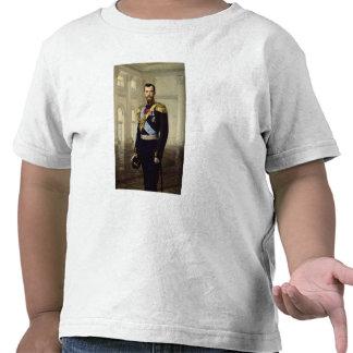 Portrait of Emperor Nicholas II, 1900 Tee Shirts