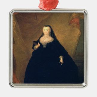Portrait of Empress Elizabeth  in Fancy Dress Metal Ornament