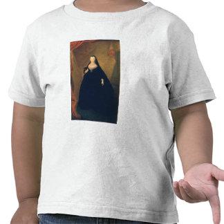 Portrait of Empress Elizabeth  in Fancy Dress Tee Shirts