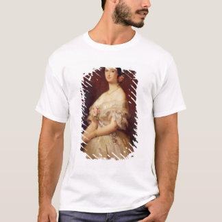 Portrait of Empress Eugenie  1854 T-Shirt