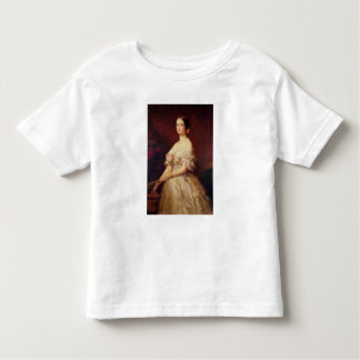Portrait of Empress Eugenie  1854 Toddler T-shirt