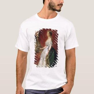Portrait of Empress Eugenie of France T-Shirt