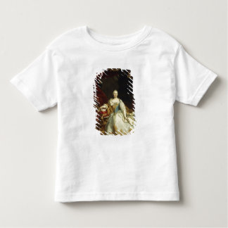 Portrait of Empress Maria Theresa Toddler T-shirt