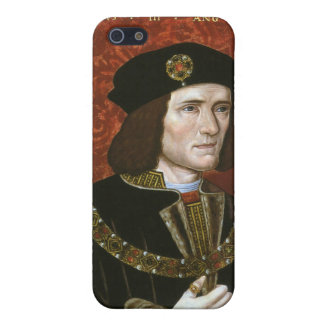 Portrait of English King Richard III Cover For iPhone SE/5/5s