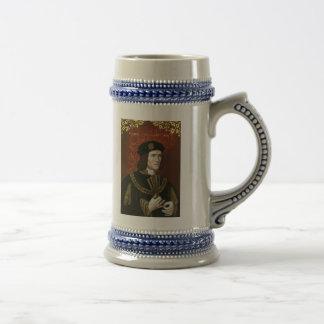 Portrait of English King Richard III Coffee Mugs