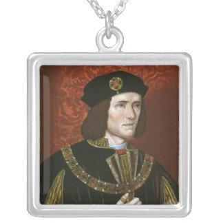 Portrait of English King Richard III Custom Jewelry