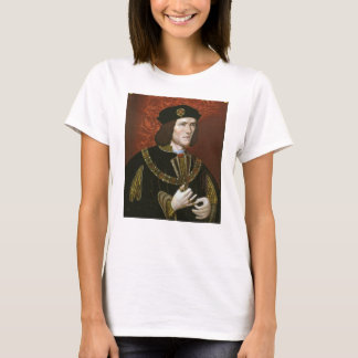 Portrait of English King Richard III T-Shirt