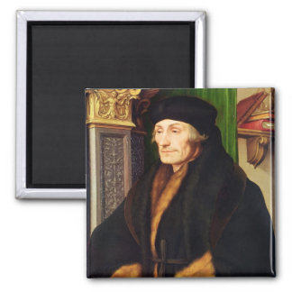 Portrait of Erasmus, 1523 Magnet