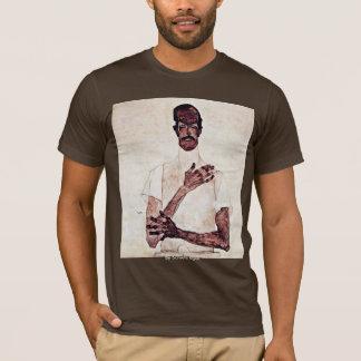 Portrait Of Erwin Von Graff By Schiele Egon T-Shirt