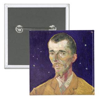 Portrait of Eugene Boch  1888 Pinback Buttons