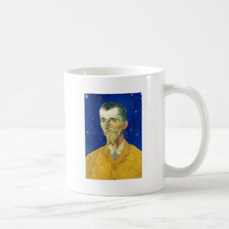 Portrait of Eugene Boch Coffee Mug