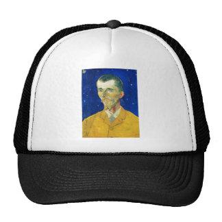 Portrait of Eugene Boch Trucker Hat