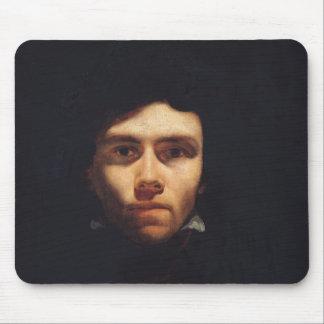 Portrait of Eugene Delacroix  c.1818-19 Mouse Pad