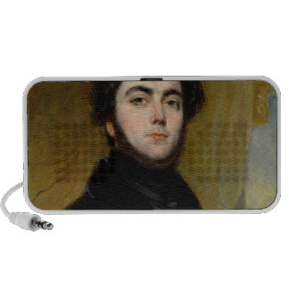 Portrait of Eugene Sue  1837 Travelling Speaker