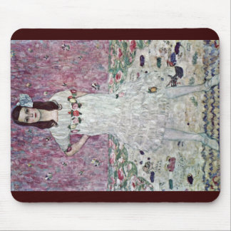 Portrait Of Eugenia (Maeda) Primavesi Mouse Pad