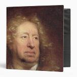 Portrait of Everhard Jabach Vinyl Binder