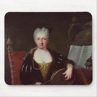 Portrait of Faustina Bordoni, Handel's singer Mouse Pad
