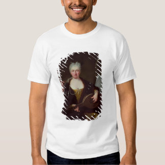 Portrait of Faustina Bordoni, Handel's singer T-Shirt