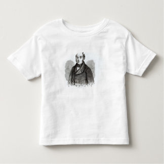 Portrait of Feargus O'Connor Toddler T-shirt
