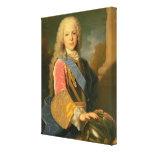 Portrait of Ferdinand de Bourbon Canvas Print