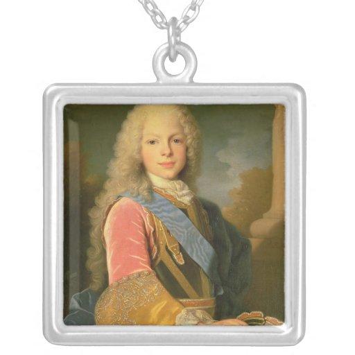 Portrait of Ferdinand de Bourbon Pendant