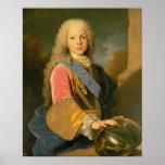 Portrait of Ferdinand de Bourbon Poster