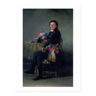 Portrait of Ferdinand Guillemardet (1765-1809) 179 Postcard