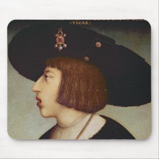 Portrait of Ferdinand I, Holy Roman Emperor Mouse Pad