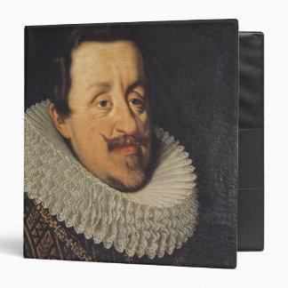 Portrait of Ferdinand II  of Habsbourg, 1622-37 3 Ring Binder