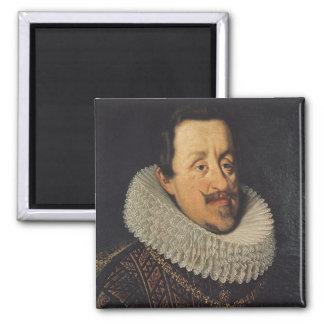 Portrait of Ferdinand II  of Habsbourg, 1622-37 Magnet