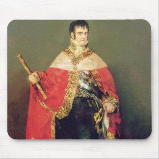 Portrait of Ferdinand VII  1814 Mouse Pad