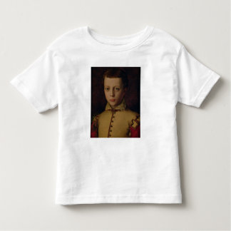 Portrait of Ferdinando de' Medici Toddler T-shirt