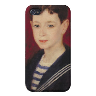 Portrait of Fernand Halphen 1880 iPhone 4/4S Cases