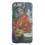 Portrait of Ferruccio Busoni (1866-1924) 1916 (oil Barely There iPhone 6 Case