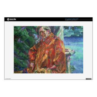 Portrait of Ferruccio Busoni (1866-1924) 1916 (oil Laptop Skin