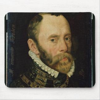 Portrait of Filips van Montmorency Mouse Pad