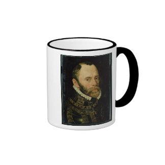 Portrait of Filips van Montmorency Ringer Coffee Mug
