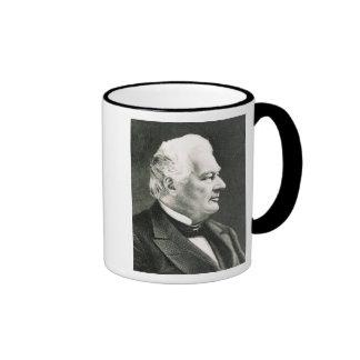 Portrait of Fillmore Millard Ringer Mug