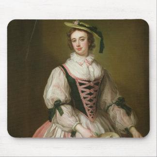 Portrait of Frances Macartney, c.1745 Mouse Pad