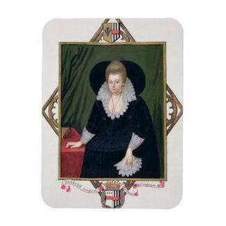 Portrait of Frances Walsingham, Countess of Essex Magnet