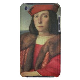 Portrait of Francesco della Rovere, Duke of Urbino Case-Mate iPod Touch Case