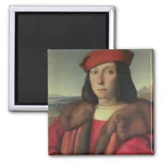 Portrait of Francesco della Rovere, Duke of Urbino Magnet