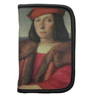 Portrait of Francesco della Rovere Duke of Urbino Folio Planner