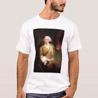 Portrait of Francesco Guardi (1712-93) (oil on can T-Shirt