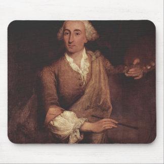 Portrait of Francesco Guardi by Pietro Longhi Mouse Pad