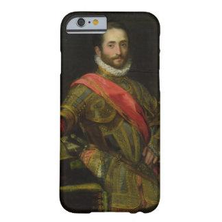Portrait of Francesco II della Rovere, c.1572 (oil Barely There iPhone 6 Case