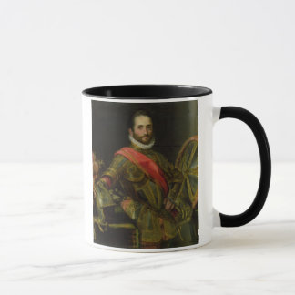 Portrait of Francesco II della Rovere, c.1572 (oil Mug